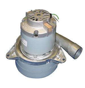 Motorentechnik Zentralstaubsauger